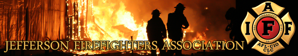 Jefferson Firefighters Association Local 1374 Inc.